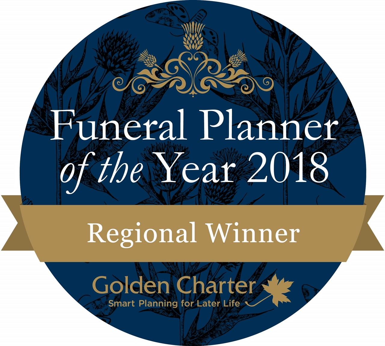 Regional Winner 2018