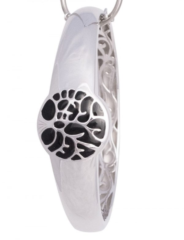 Double Chamber Tree of Life Bangle